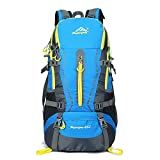 45L Travel Backpack & Hiking Backpack - Extra Strong Mountaineering , Suit for Climbing/ Mountaineering/ Traveling/ Cycling etc, iParaAiluRy