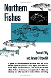 Northern Fishes: With Special Reference to the Upper Mississippi Valley by Samuel Eddy (1974-05-20)