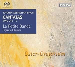 Bach: Kantaten für das Kirchenjahr Vol. 13 (BWV 6 & 249)