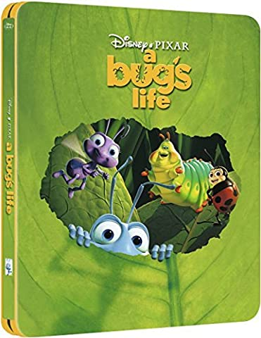 A Bug's Life 2015 Uk Ultra Exclusive Limited Edition walt