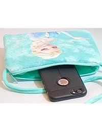 Sri Lohitaksha Enterprise - Smooth Frozen Sisters Bag - Hand Bag - Mobile Bag - Kids Bag - B07DC6KF7N