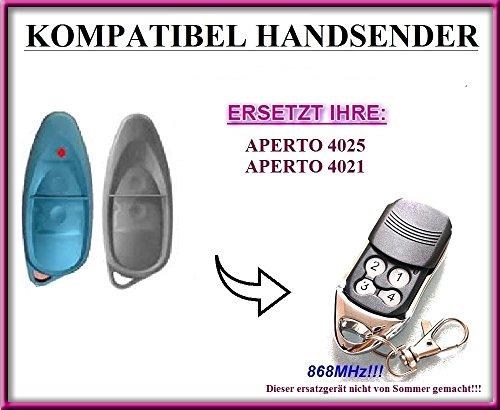 Aperto kompatibel handsender TR-025