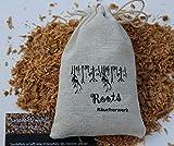 take roots Räucherwerk Sandelholz weiß geschnitten 60g