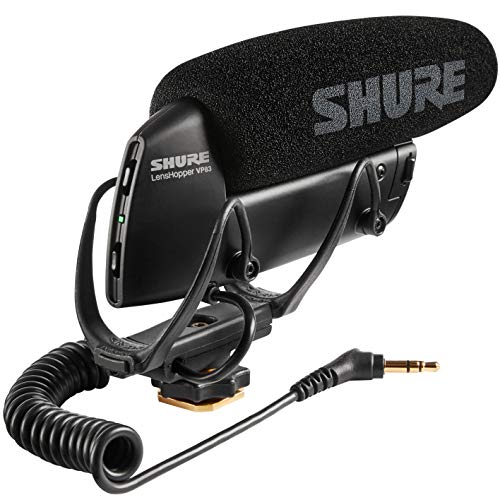 Imagen de Micrófono Para Cámara Dslr Shure por menos de 200 euros.