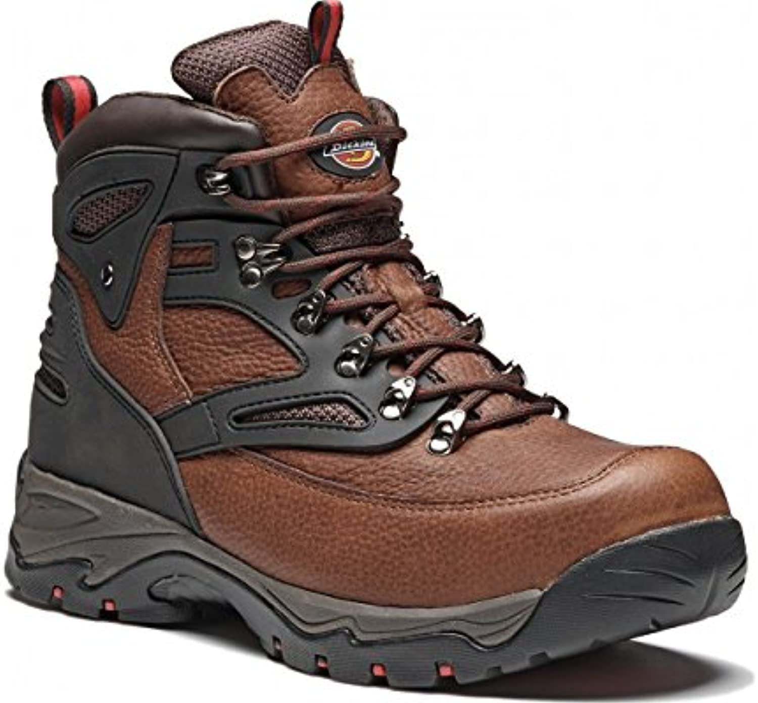 Dickies FD9217 BR 9 Preston – Zapatos de seguridad S3 talla 43 MARRÓN