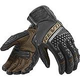 Revit Sand 3 Handschuhe XL Schwarz/Sand