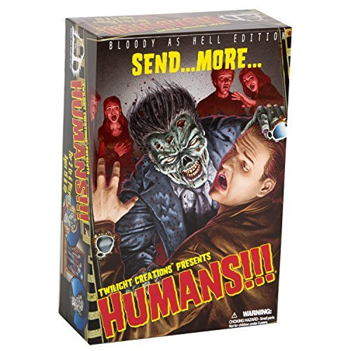 Zombies Humans Board Games by Zombies!!! Humans