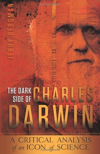 DARK SIDE OF CHARLES DARWIN PB by JERRY BERGMAN (2010-12-08) par JERRY BERGMAN