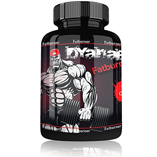 Produktreihe: Dyanabol Fatburner by Varg Power Made in Germany