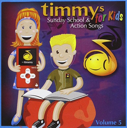 Sunday School & Action Songs 5