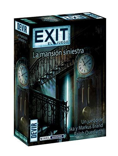 Exit 11, La mansión siniestra