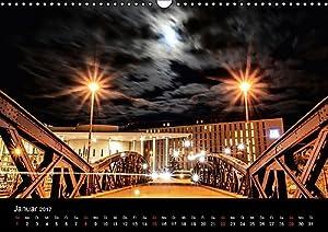 Freiburg bei Nacht (Wandkalender 2017 DIN A3 quer): Bezaubernde Nachtaufnahmen unsere Perle Freiburg im Breisgau. (Monatskalender, 14 Seiten ) (CALVENDO Orte)