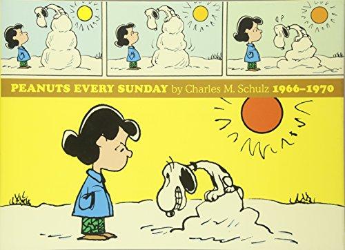 Peanuts Every Sunday: 1966-1970: 4 por Charles M. Schulz