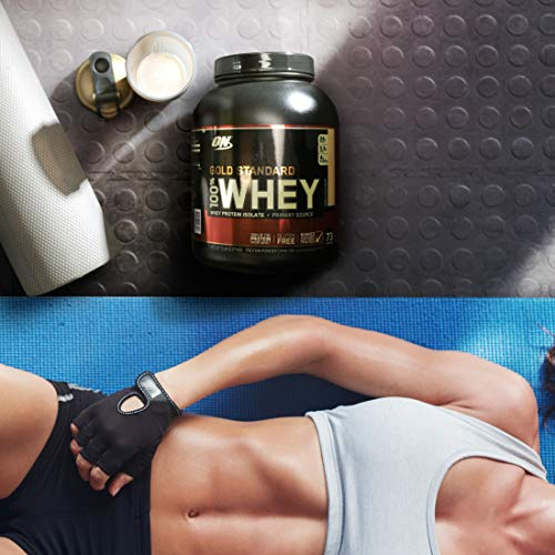 Zoom IMG-3 optimum 01282 whey gold integratore