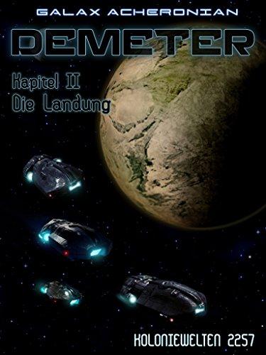 Gebogene Ebene (Demeter: Kapitel II - Die Landung (Koloniewelten 2))