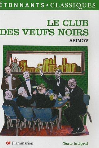 Le Club des Veufs noirs par Isaac Asimov