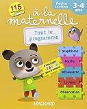 tout le programme ? la maternelle petite section 3 4 ans by marie fran?oise mornet 2012 01 13