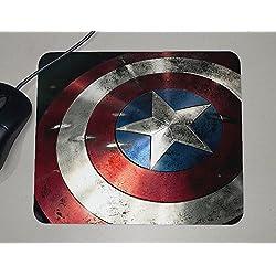 Capitán América Shield–Marvel Avengers–Mouse Pad