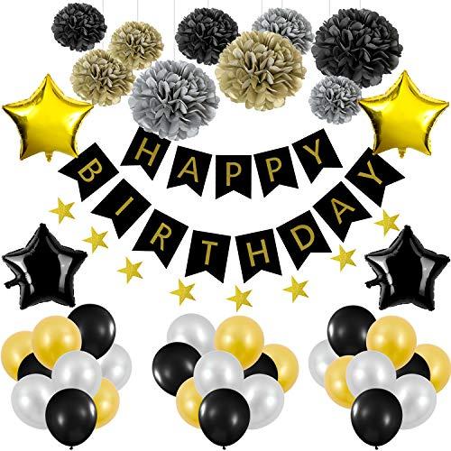 Diealles Shine Kit Decoraciones Fiestas Cumpleaños