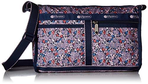 LeSportsac- - klassisch, Deluxe, Schultertasche, Handtasche Damen, (Covent Garden), Einheitsgröße
