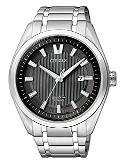 Citizen Super Titanium Montre pour Homme XL à Quartz analogique Titane AW1240-57E (B00NQ0KWF4) | Amazon price tracker / tracking, Amazon price history charts, Amazon price watches, Amazon price drop alerts