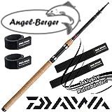 Daiwa Ninja X Tele Spin alle Modelle mit Angel Berger Rutenband (Tele 60 / 2,40m / 20-60g)