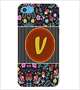 PrintDhaba GRANDbet V D-3144 Back Case Cover for APPLE IPHONE 5C (Multi-Coloured)