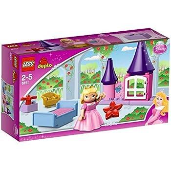 LEGO DUPLO Princesse - 6151 - Jouet d'Eveil - La Belle au Bois Dormant