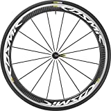 Mavic Cosmic Pro Carbon 17 White Front, Farbe White