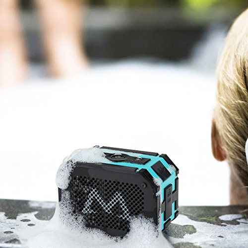 Mpow Bluetooth Lautsprecher – Tragbar Drahtlos Bluetooth Outdoor - 6