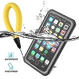 Coque iPhone X Etanche,CASEWIN 360°Protection Housse Etui...