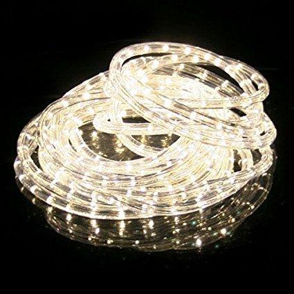 [mia.home®]8M Lichterkette LED Lichtschlauch warm weiß Außen/Innen 21208