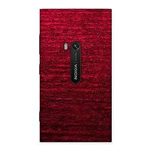 Neo World Red Concrete Design Back Case Cover for Lumia 920