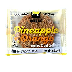 Kookie Cat - Pineapple & Orange Cookie 50g