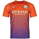 Nike MCFC M Nk Dry Stad JSY Ss 3 - T-shirtLinie Manchester City Football Club Herren, Farbe Gold, Größe M