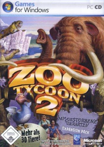 Zoo Tycoon 2: Ausgestorbene Tierarten