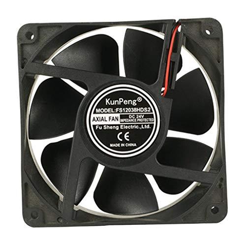 KESOTO Ventilador para Caja de 120 Mm,Carcasa Estándar para Filtro de Aire...