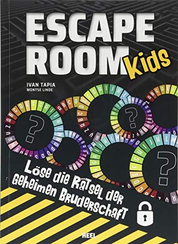Escape Room Kids: Löse die Rätsel der geheimen Bruderschaft