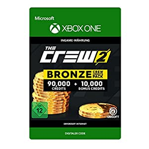 The Crew 2 Bronze Crew Credit Pack DLC | Xbox One – Download Code