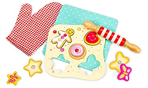 Honeybake Cookie Set (Küche Pretend Spielset)
