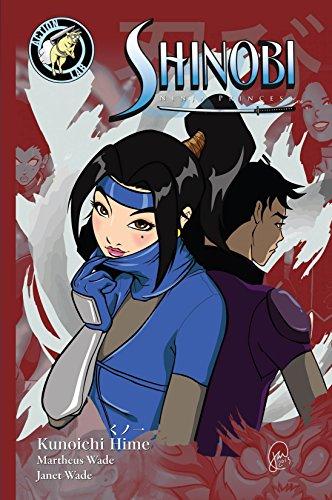 Shinobi: Ninja Princess (English Edition) eBook: Martheus ...