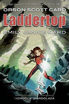 Laddertop Books 1 - 2 par [Card, Orson Scott, Card, Emily Janice]