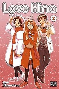 Love Hina Nouvelle édition Tome 2