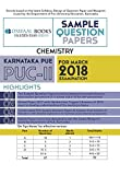 Oswaal Karnataka PUE Sample Question Papers for PUC II Chemistry (March 2018 Exam)