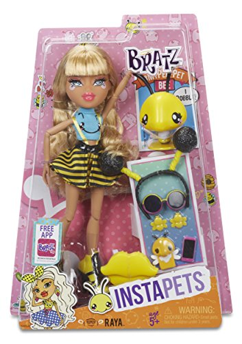 Bratz instapets Raya Puppe