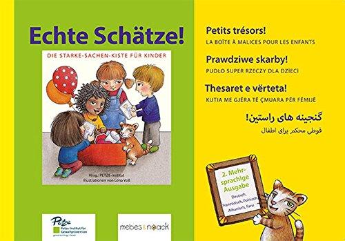 Echte Schätze! Die Starke-Sachen-Kiste für Kinder - 2. Mehrsprachige Ausgabe