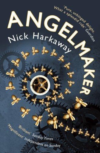 Angelmaker (English Edition)