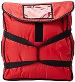 Rubbermaid Commercial Products FG9F3600RED Sac de livraison de pizza Professional Modèle moyen, Rouge