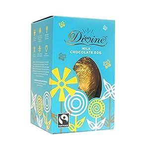 Divine Milk Chocolate Easter Egg 55g