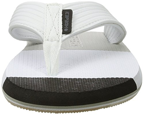 Icepeak Damen Weedy Pantoffeln Weiß (Optic White)